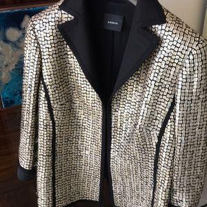 Akris 🤩 cocktail jacket wow! Authentic 🌟🌟🌟🌟🌟